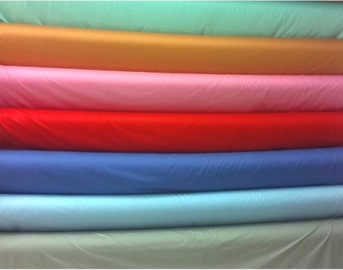 133*72 100% COTTON TWILL SOLID WOVEN FOR BEDIN...