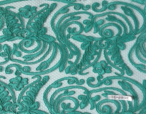 POLY MESH TAPE EMBROIDERY 51