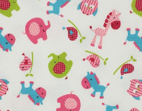 Cotton Jersey Print Woven For Kid 190gsm 74/75...