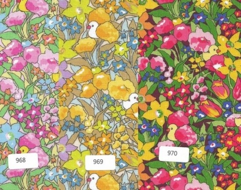 COTTON CRAFT PRINT WOVEN 44/45'' -N1706
