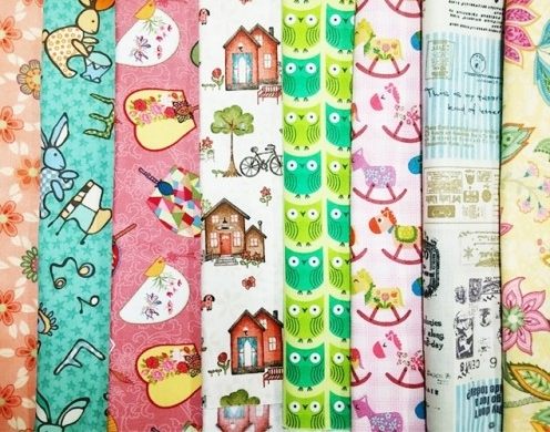 COTTON CRAFT PRINT WOVEN 44''
