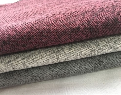 100% Poly Hacci Solid Dyed Knit 160CM