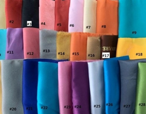 100% Pure Silk By MaxMara 135gsm 57