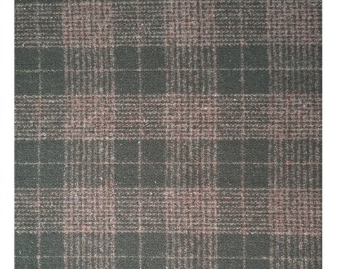 Poly Wool Blended Yarn Dyed Check Woven 450~50...